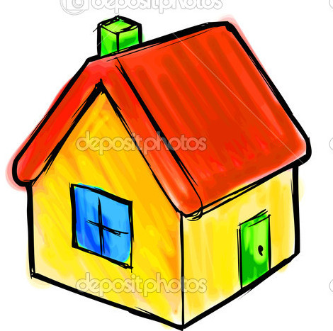 depositphotos 15486425-Cute-little-house-vector-sketch-illustration